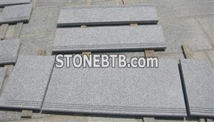 Grey Granite Stairs and Steps