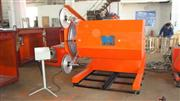Diamond wire saw machine TSY-75G