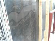 BLACK WOOD MARBLE-VEIN CUT