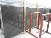 black wood slab