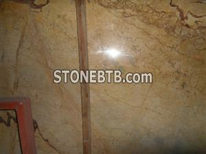 Goose gold red marble slab