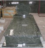 Green Jadeite Granite Monument