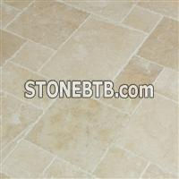 Denizli Beige Antique Pattern