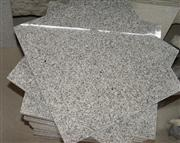 Light Grey Granite Tile - 60x60x1.2cm -$12.4/m2