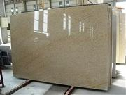 G682 Rusty Yellow Granite, Sunset Gold Stone