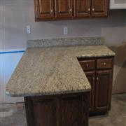 Giallo Ornamental Granite Countertop,Bar Top