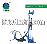 DTH Drilling Machine used for quarry