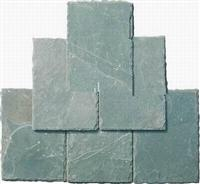 Black Honed Basalt Tiles