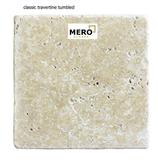 Classic Travertine Tumbled Tiles