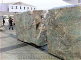 Amazonita Granite Blocks