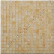 Honey Onyx Mosaic - Polished