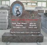 US style carving monuments& tombstones