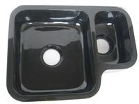 Kitchen Sink in Shanxi black