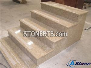 Stone Stairs Granite Steps Staircase