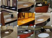 Bathroom Vaniy Top Granite Vanities