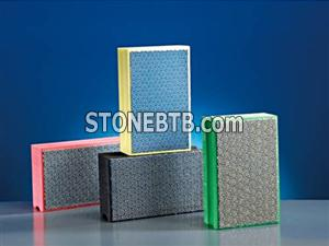 Electroplated Hand Pads