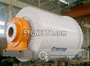 Beneficiation Ball Mill with Low Price