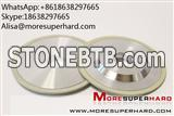 3A1 Vitrified bond diamond grinding wheels