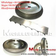 Electroplated Diamond & CBN Grinding Wheel Alisa@moresuperhard.com