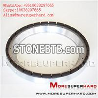 diamond backgrinding wheel Alisa@moresuperhard.com