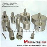 Electroplated Diamond Core Drill Bits Alisa@moresuperhard.com