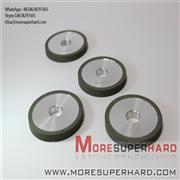 1A1 Resin bond diamond grinding wheel for grinding tungsten carbide diamond polishing wheel diamond bruting wheel Alisa@moresuperhard.com