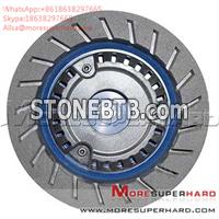 Glass resin grinding wheel is used in straight edge machine and chamfering machine Alisa@moresuperhard.com