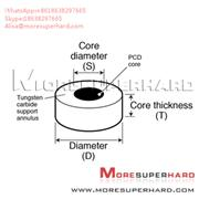 Tungsten Carbide Supported Diamond Die Blanks used to wire drawing? Alisa@moresuperhard.com