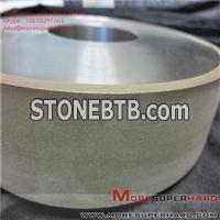 Grinding wheels for magnetic materials Alisa@moresuperhard.com