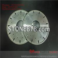 Sintered diamond cutting pieces bronze alloy cutting pieces Alisa@moresuperhard.com