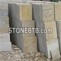 Yellow Slate Paver