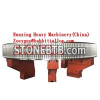 Ball Mill Ring Gear-China Factory OEM directly-drawings customized