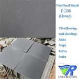 EG90 Nordland Basalt Black Basalt Honed Tiles