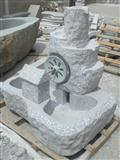 G603 granite garden fountain