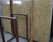 Beige Artificial stone slabs,tiles, Artificial marble