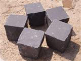 Zhang Pu Black cubes(natural surface)