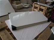 White Glass Marble