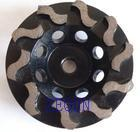 S Type Segmented Cup Wheel