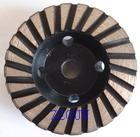 Turbo Straight Wave Cup Wheel