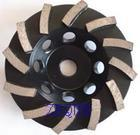 Segmented Wave Cup Wheel
