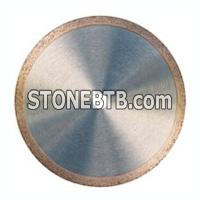 Diamond Continuous Rim Blade for Wet Cutting