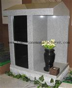 Grey Granite Columbarium