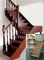 sell  solid wood stair treads