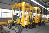 zuanshan zst 3 full hydraulic borehole drilling rig mud pump draining trailer type high working efficiency rational cost