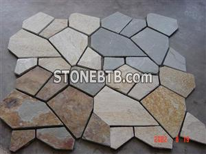 Yellowslate Flagstone