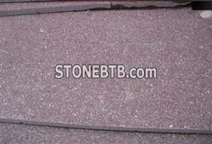 Red Stone Paver