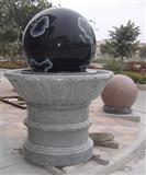 Black Granite Fountain Ball