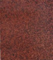 G655 Dyed Red Granite, G657
