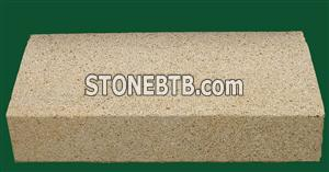 G350 Yellow Granite Kerbstone