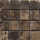 Brown Marble Mosaic
